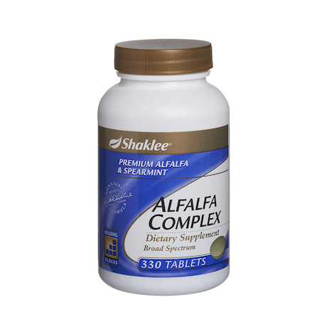 ALFAFA COMPLEX SHAKLEE
