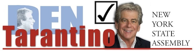 Den Tarantino For NYS Assembly, 114th Distict