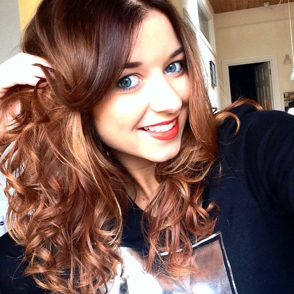 Ombre Hair Red Stripes