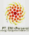 Logo EMI PT Energy Management Indonesia (Persero)