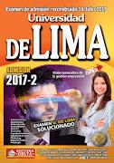 Examen U. de Lima 16 de julio 2017