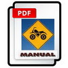 Thumbnail Yamaha YFM350XP-Warrior Owners Manual 2002