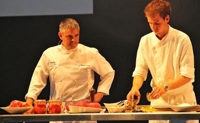 Nandu Jubay Gastronomika 2012. Blog Esteban Capdevila