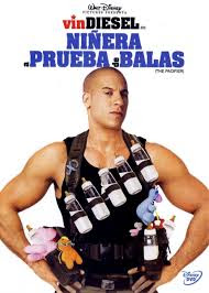 Niñera a Prueba de Balas (The Pacifier) (2005) [Latino]