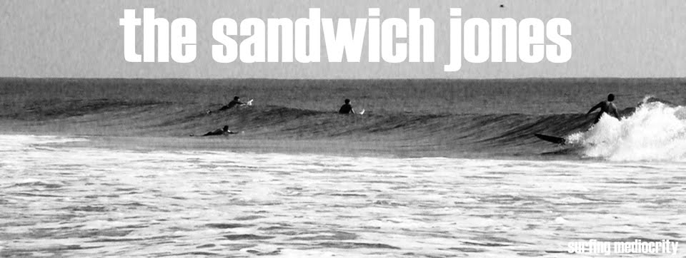 the sandwich jones