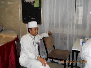 Mutawib di Mekkah