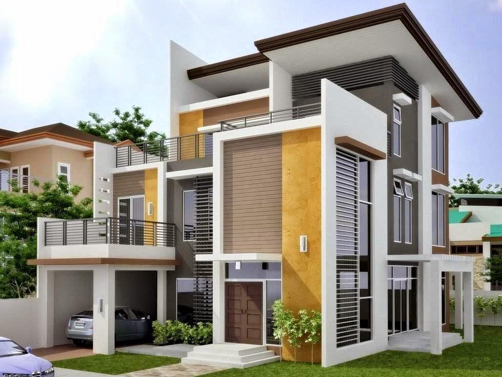 rumah minimalis klassik dan elegan