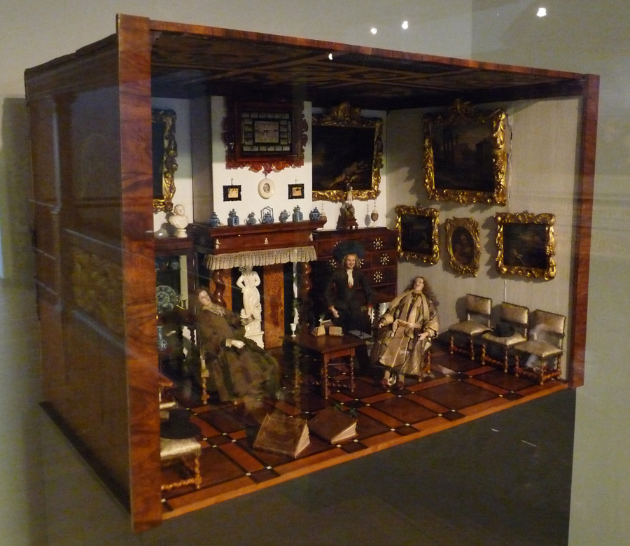 All About Dollhouses And Miniatures: Een Amsterdamse
