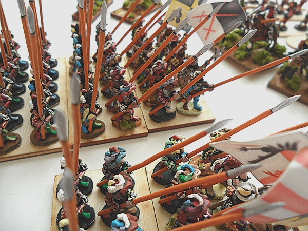 15mm Norman Knights Museum