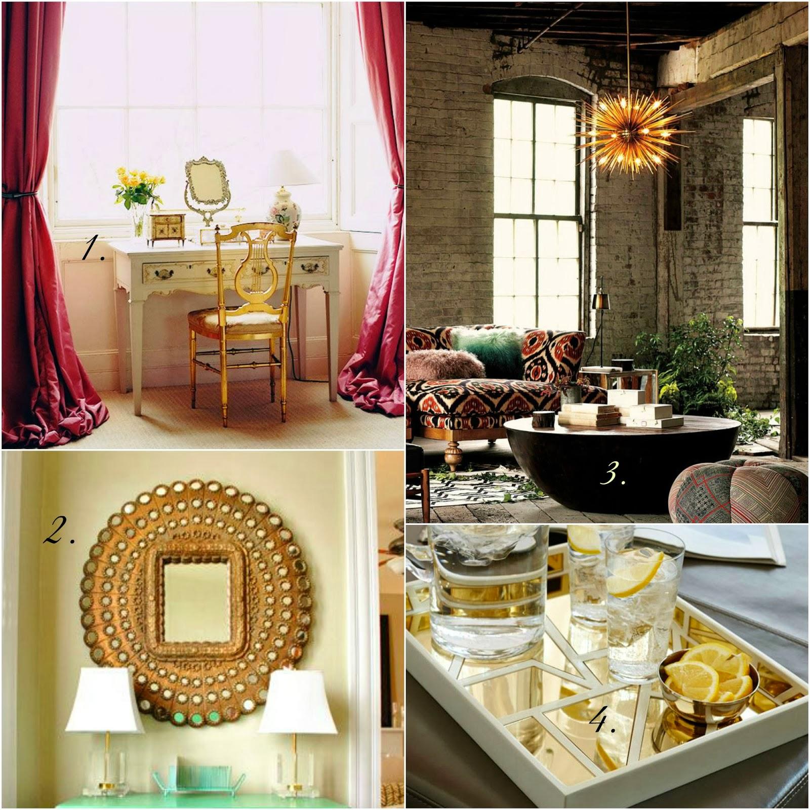nav k brar home decor trends agate gold emerald. Black Bedroom Furniture Sets. Home Design Ideas
