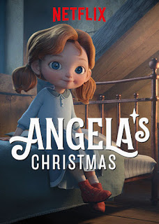ANGELA'S CHRISTMAS DUBLAT IN ROMANA