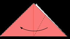 Cara Membuat Origami Bunga Tulip
