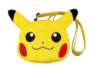 Pokemon Pikachu 3DS DS Pouch MoriGames