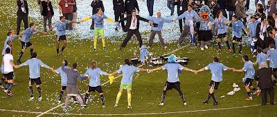 uruguay campeon copa america 2011