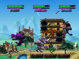 aminkom.blogspot.com - Free Download Games Rampage : Through Time