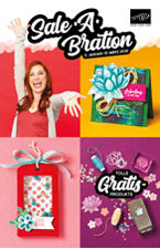 Sale-A-Bration bei Stampin Up! bis 31.3.20