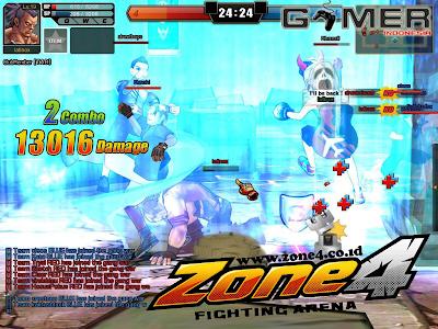 ZONE4 WAREFARE
