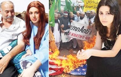 Aktres Innocence of Muslims telan pil tidur