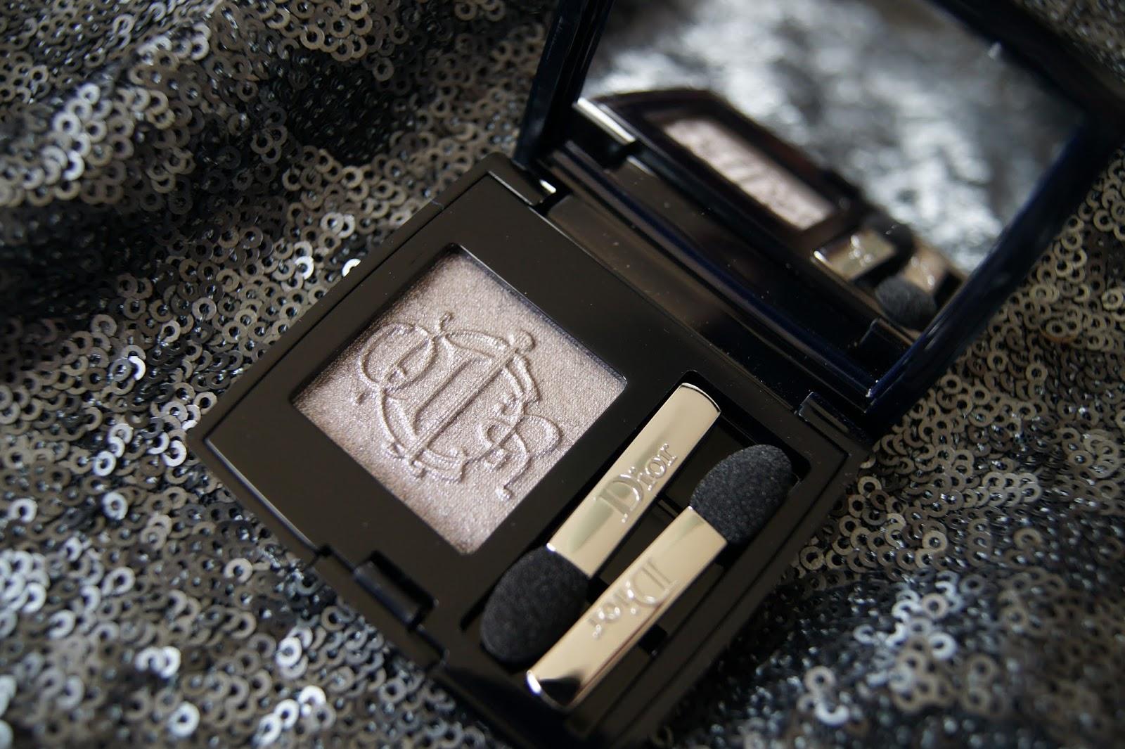 Dior Kingdom of Colors Spring 2015-Fairy Gray mono eyeshadow