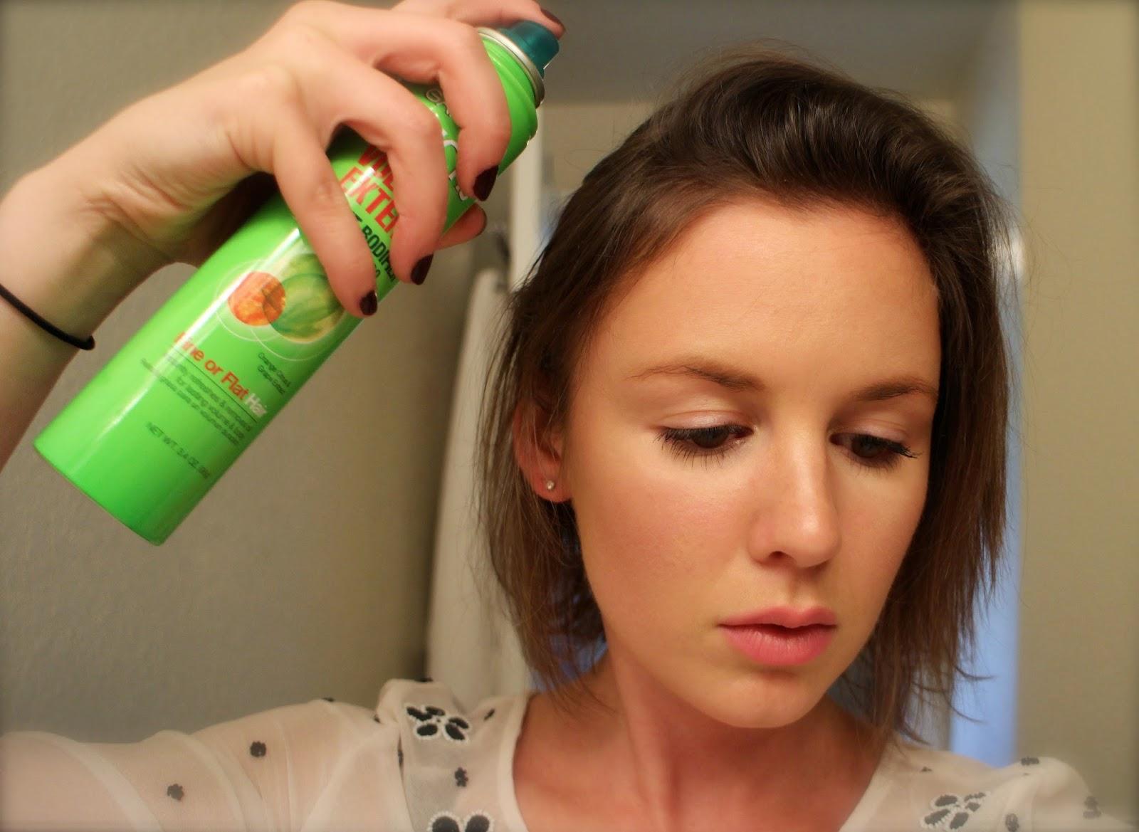 Garnier Fructis Dry Shampoo Review