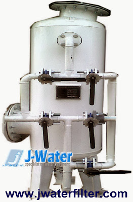 Sand Filter Air Industri Besar Carbon
