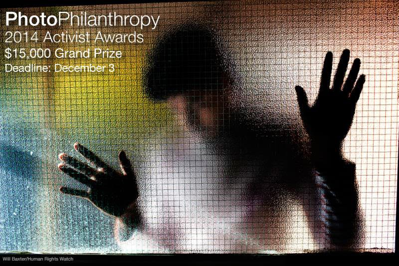 2014 PhotoPhilanthropy Activist Awards - less than one week left to enter