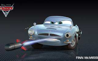 Cars Cartoon Wallpaper