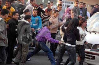 تحرش جنسي مصر