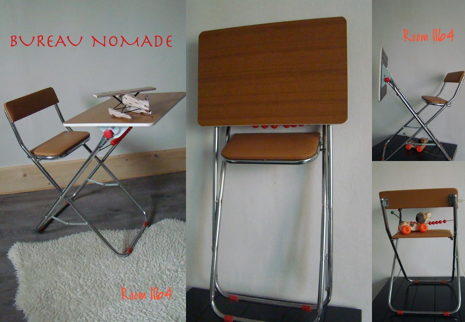 room1164deco mobilier vintage seventie 39 s chez room1164 et. Black Bedroom Furniture Sets. Home Design Ideas