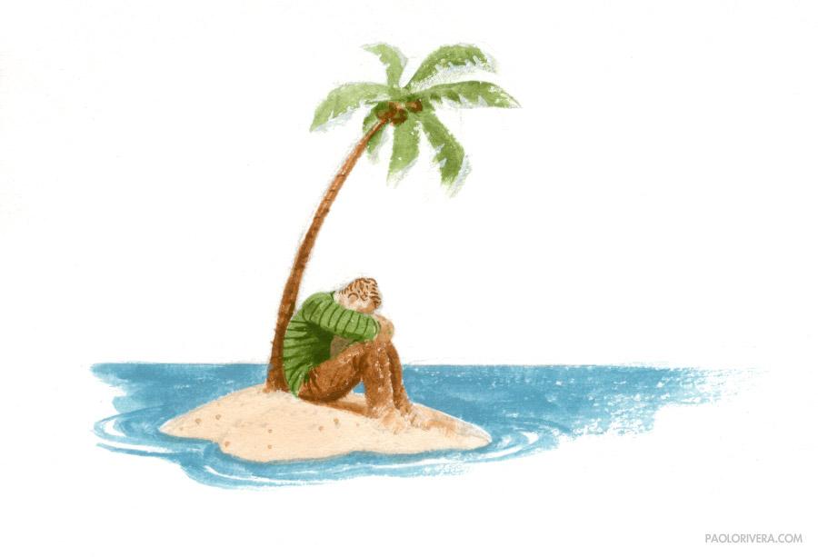 an essay about no man is an island Essay writing guide island man: grace nichols island man: the language used in island man is regular english.