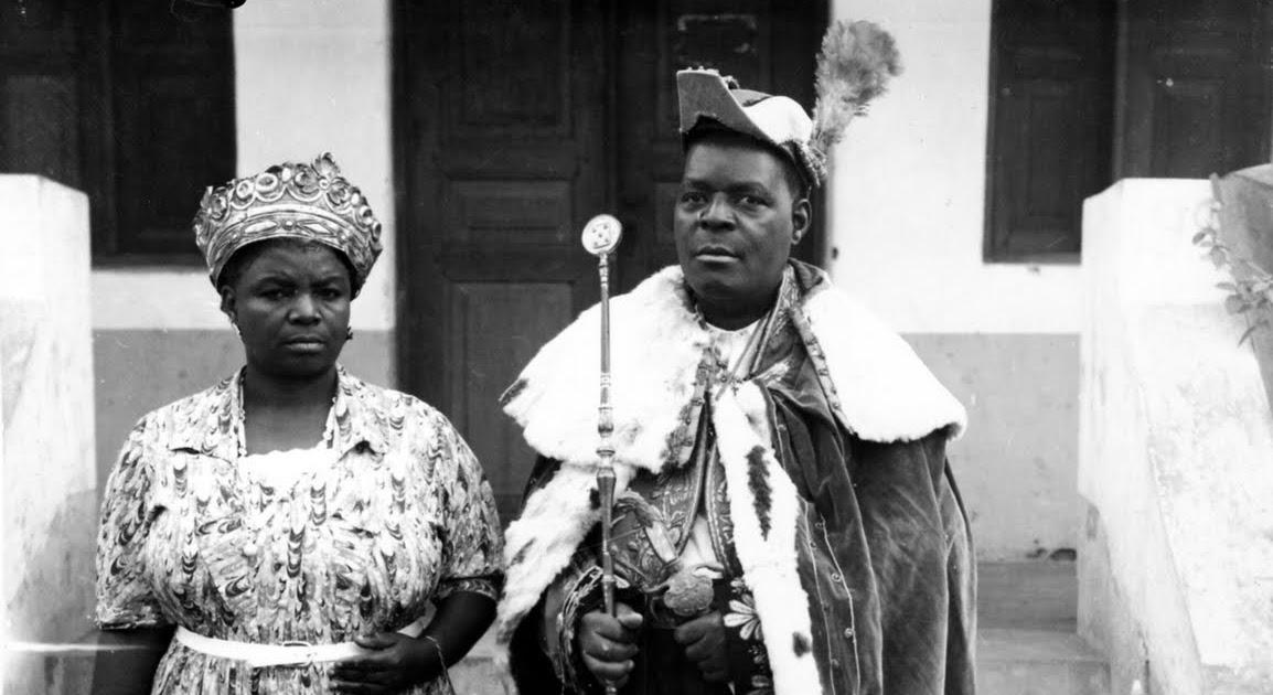 D. ANTÓNIO III (ÚLTIMO REI DO CONGO)