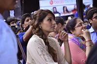 Bipasha at Mithibai College's festival Umang 2014 to promote Creature 3D