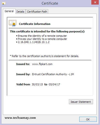 how to get a digital certificate for a website