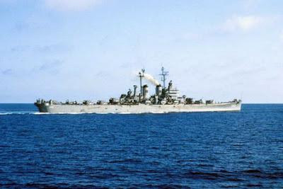 Worcester class cruiser
