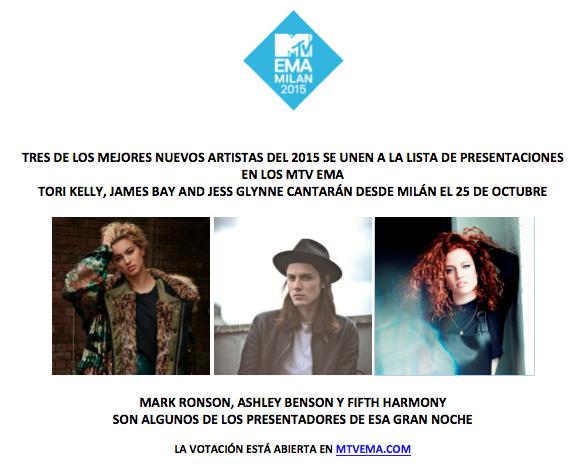 Tres-mejores-nuevos-artistas-2015-unen-lista-presentaciones-MTV-EMA