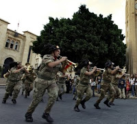 bersaglieri militari corp plays running