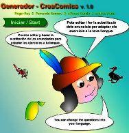 Crea o teu cómic