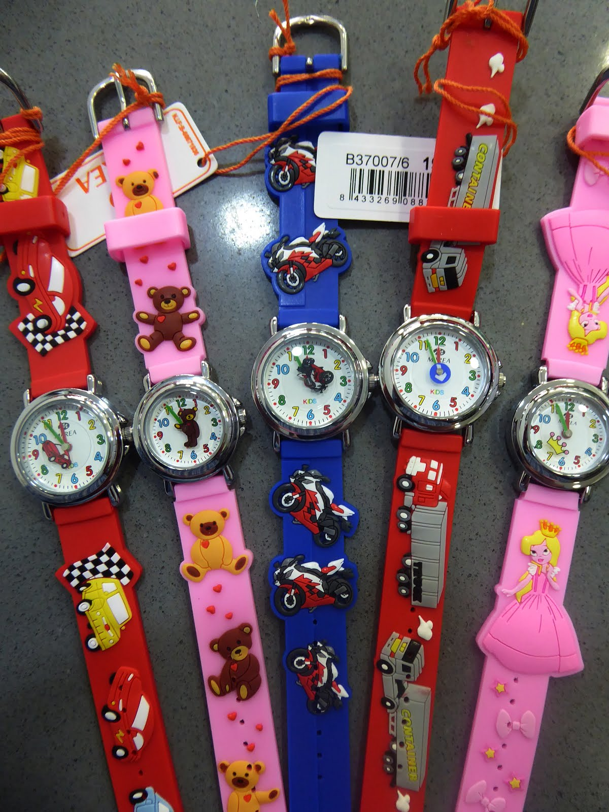 Relojes Infantiles Marea