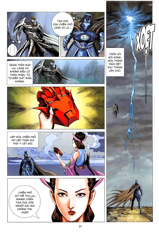 Chiến Phổ chap 20 - Trang 27
