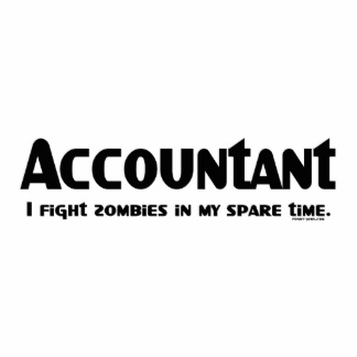 Accountant Zombie8