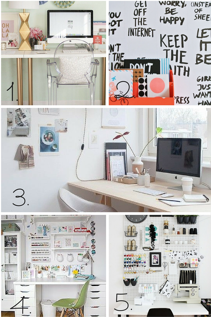 office inspiration that will make you want to work sarah smirks keywords office