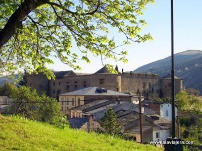 Conjunto Historico Artistico Villafranca del Bierzo, Leon