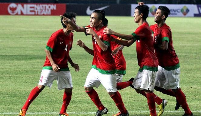 Pembalasan Timnas U-19 Terhadap Timnas Oman U-19