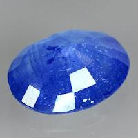 bentuk batu safir