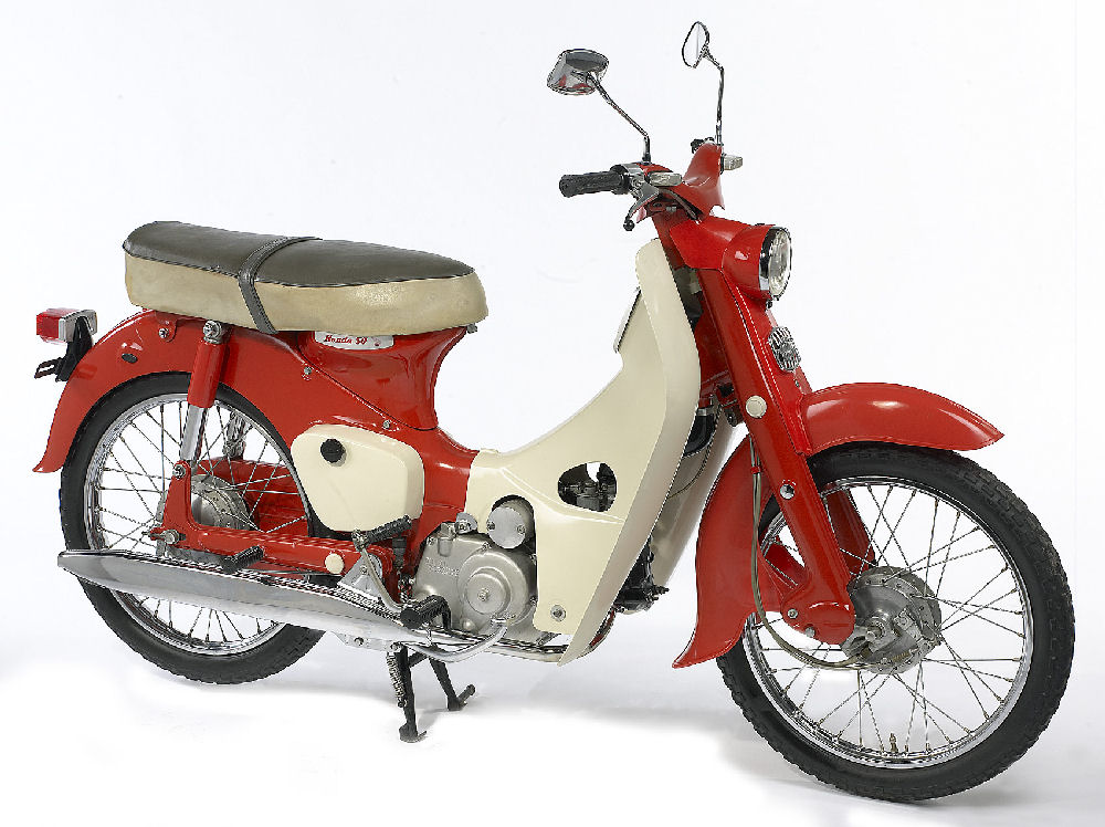 old honda 50cc generation of honda. Black Bedroom Furniture Sets. Home Design Ideas