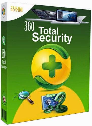 Антивирус Тотал 360