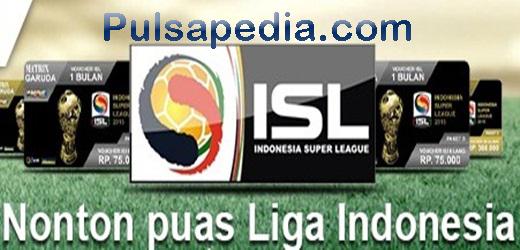Cara Isi Saldo Matrix Garuda Khusus ISL QNB League 2015