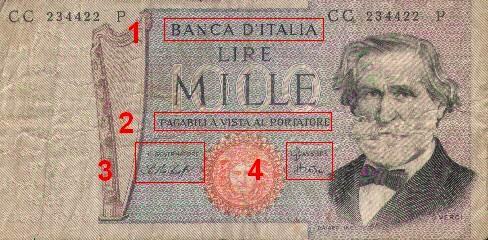 """La banconote """"private"""" delle Banche centrali"""