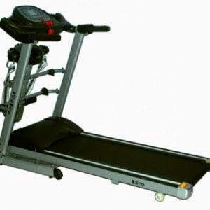 Harga Alat Fitness Treadmill Elektrik 3 Fungsi Di Surabaya