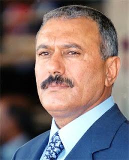 President Ali Abdullah Saleh Picture